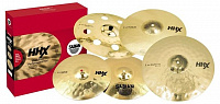 "Sabian HHX Evolution Promotional Set набор тарелок (14"" HH, 16"" CR, 20"" RD, 18"" O-Zone CR)"