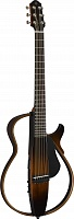 YAMAHA SLG200S TOBACCO BROWN SUNBURST Электрогитара сайлент (сталь)