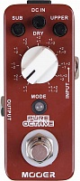 Mooer Pure Octave  мини-педаль Multi-mode Clean Octaver