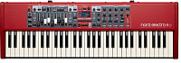 Clavia Nord Electro 6D 61  синтезатор, 61 клавиша