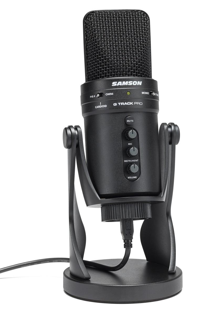 купить микрофон samson