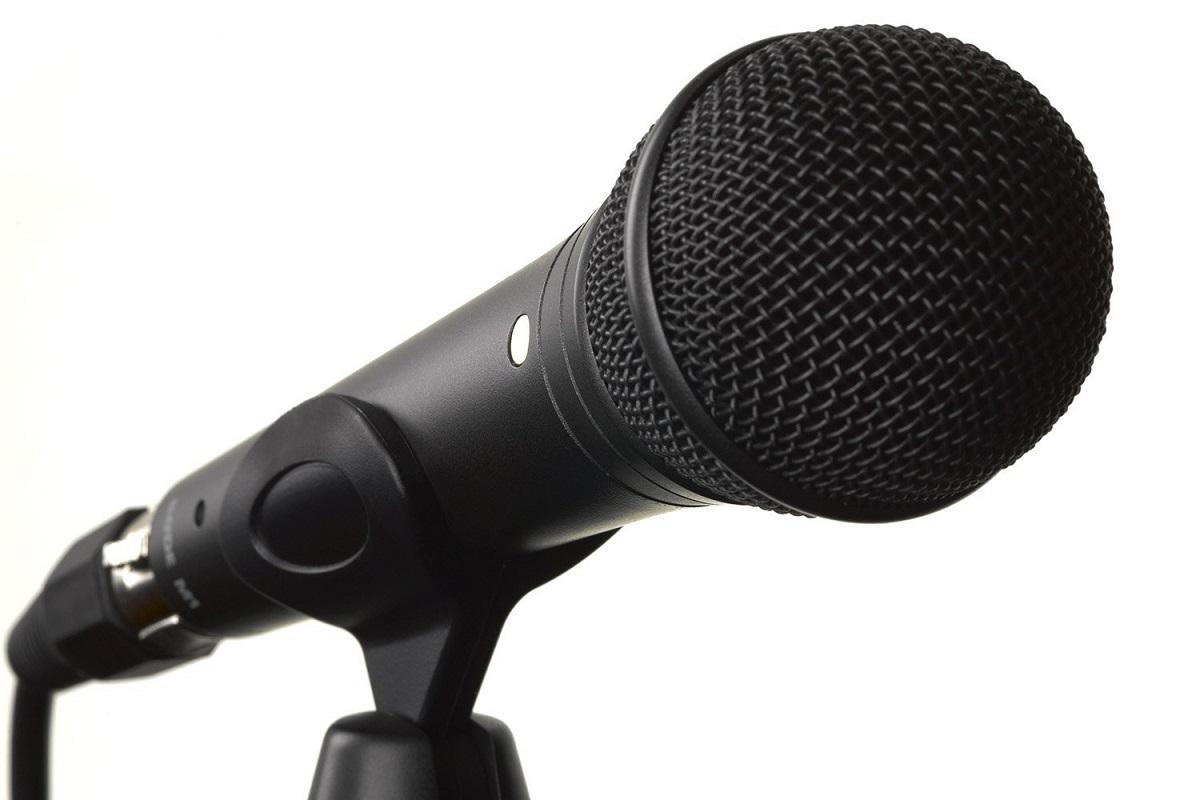С микрофоном картинки
