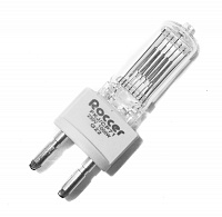 ROCCER CP71 FKJ 230V 1000W G22  лампа галогенная, замена OSRAM 64747, PHILIPS 6995Z, GE 88458 CP40, SYLVANIA 9061116 CP40