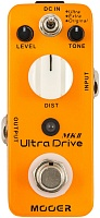 Mooer Ultra Drive MKII  мини-педаль Distortion