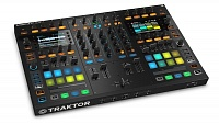 Native Instruments Traktor Kontrol S8  4-х канальный системный контроллер для Traktor Pro/DJ
