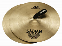 "Sabian 14"" AA Marching  тарелки маршевые (пара)"