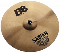 "SABIAN B8 20"" ROCK RIDE  тарелка RIDE 20"", сплав бронза B8"