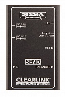 MESA BOOGIE CLEARLINK™ (SEND) OUTPUT BUFFER & BALANCED LINE-DRIVER - линейный драйвер/буфер сигнала
