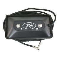 Peavey Multi-Purpose 2 Btn Footswitch 2-кнопочный футсвич