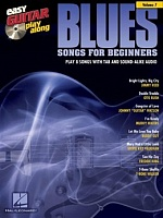 HL00103235 - Easy Guitar Play-Along Volume 7: Blues Songs For Beginners