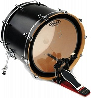 "EVANS BD18EMADHW  пластик 18"" Heavyweight для бас барабана"