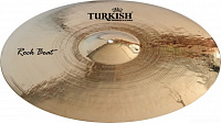 "Turkish RB-CR22  Тарелка Crash Ride 22"", Rock Beat Series"