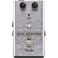 FENDER LEVEL SET BUFFER PEDAL педаль эффектов, буфер
