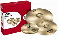 "Sabian XSR Performance Set  набор тарелок (14"" Hats, 16"" Fast Crash, 20"" Ride)"