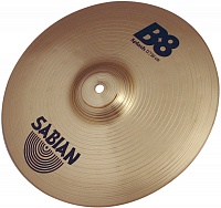 "SABIAN B8 12"" SPLASH  тарелка Splash 12"", сплав бронза B8"