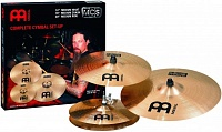 "MEINL MCS  комплект тарелок HH-14"", Crash-16"", Ride -20"" Medium, сплав бронзы B8"
