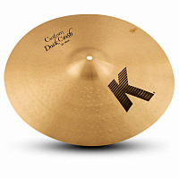 ZILDJIAN K0978 19' K' CUSTOM DARK CRASH тарелка типа Crash 19""
