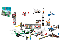 LEGO Education PreSchool 9335 Космос и аэропорт
