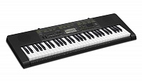 Синтезатор Casio CTK-2200, 61 клавиша, полифония 48 нот, 400 тембров, адаптер в комплекте