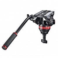 Manfrotto MVH502A голова с боулом