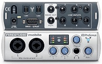 PreSonus Firestudio Mobile  аудиоинтерфейс FireWire