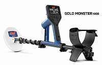 Minelab Gold Monster 1000  Металлодетектор