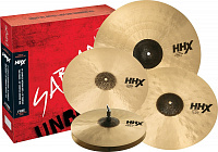 "Sabian HHX Complex Promotional Set  набор тарелок (14"" HH, 16"" CR, 20"" RD, 18"" CR)"