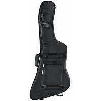 Rockbag RB20620B/PLUS чехол для электрогитары Explorer/Rhoads-shape, подкладка 30мм, чёрный