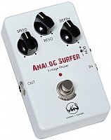 VGS Analog Surfer Phase Shifter педаль эффектов для электрогитары Phaser