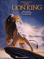HLD00312504 - ELTON JOHN THE LION KING VOCAL SELECTIONS PVG