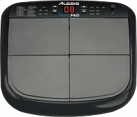 ALESIS Percussion Pad  компактный барабанный MIDI-контроллер