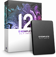 Native Instruments Komplete 12 Ultimate UPD (K8U-K11U)  Обновление пакета программ Komplete 8U-11U до Komplete 12 Ultimate