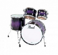 Pearl RF924XEP/C393  ударная установка из 4-х барабанов, цвет Purple Craze II, без стоек