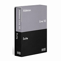 Ableton Live 10 Suite Edition EDU  Программное обеспечение для создания музыки, образовательная версия