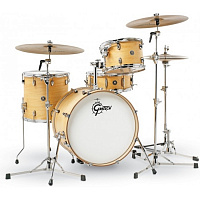 "GRETSCH CT1-J404-SN Catalina Club Ударная установка 4 барабана (20"" х 14""; 12"" х 8""; 14"" х 14""; 14"" х 5.5"")"