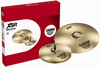 "Sabian XSR First Pack  набор тарелок (14"" Hats, 16"" Fast Crash)"