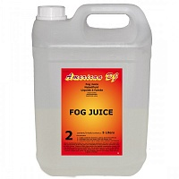 American DJ Fog juice 2 medium 5л жидкость для генераторов дыма средней плотности, канистра 5л