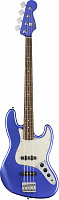 Fender Squier Contemporary Jazz Bass®, Laurel Fingerboard, Ocean Blue Metallic бас-гитара, цвет синий металлик
