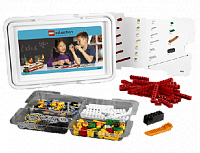 LEGO Education Machines and Mechanisms 9689 Простые механизмы