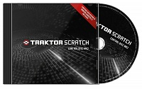 Native Instruments Traktor Scratch Pro Control CD Mk2 CD диск с таймкодом Mk2 для системы Traktor Scratch Pro