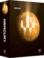 WAVES Mercury NATIVE Bundle набор плагинов (V-Series,Diamond,L-Series,MaxxVolume,GTR,360˚ Surround Tools,Tune,IR1 и другие)