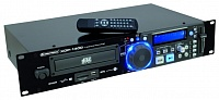 Omnitronic XDP-1400 Single CD/MP3/SD/USB player  Профессиональный CD/MP3/SD/USB плеер
