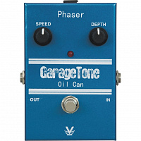 VISUAL SOUND GTOIL Garage Tone Oil Can Phaser эффект гитарный, фэйзер