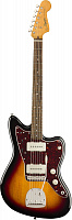 FENDER SQUIER SQ CV 60s JAZZMASTER LRL 3TS электрогитара, цвет санберст