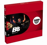 "SABIAN B8 EFFECTS PACK - набор из 2 тарелок 10"" Splash, 18"" Chinese, сплав бронза B8"