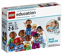 LEGO Education 45011 DUPLO Люди мира