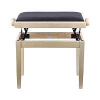 GEWA Piano bench Deluxe White Ash банкетка для пианино