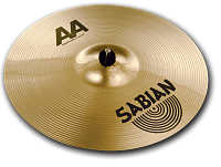 "SABIAN AA 17"" METAL CRASH ударный инструмент, тарелка, отделка Brilliant, style Vintage, metal B20, sound Bright, Weight Medium - Heavy"