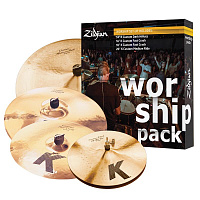 ZILDJIAN KC0801W A Custom Worship Cymbal Set набор тарелок