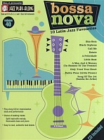HLE90003606 - JAZZ PLAY ALONG VOLUME 40 BOSSA NOVA ALL INSTRUMENTS BOOK/CD